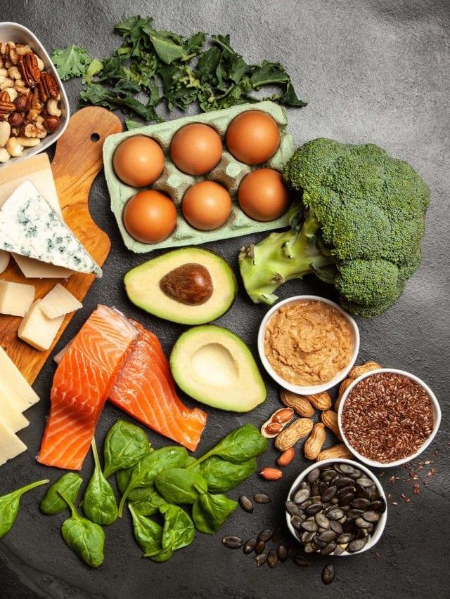 What Foods Help Repair Nerve Damage