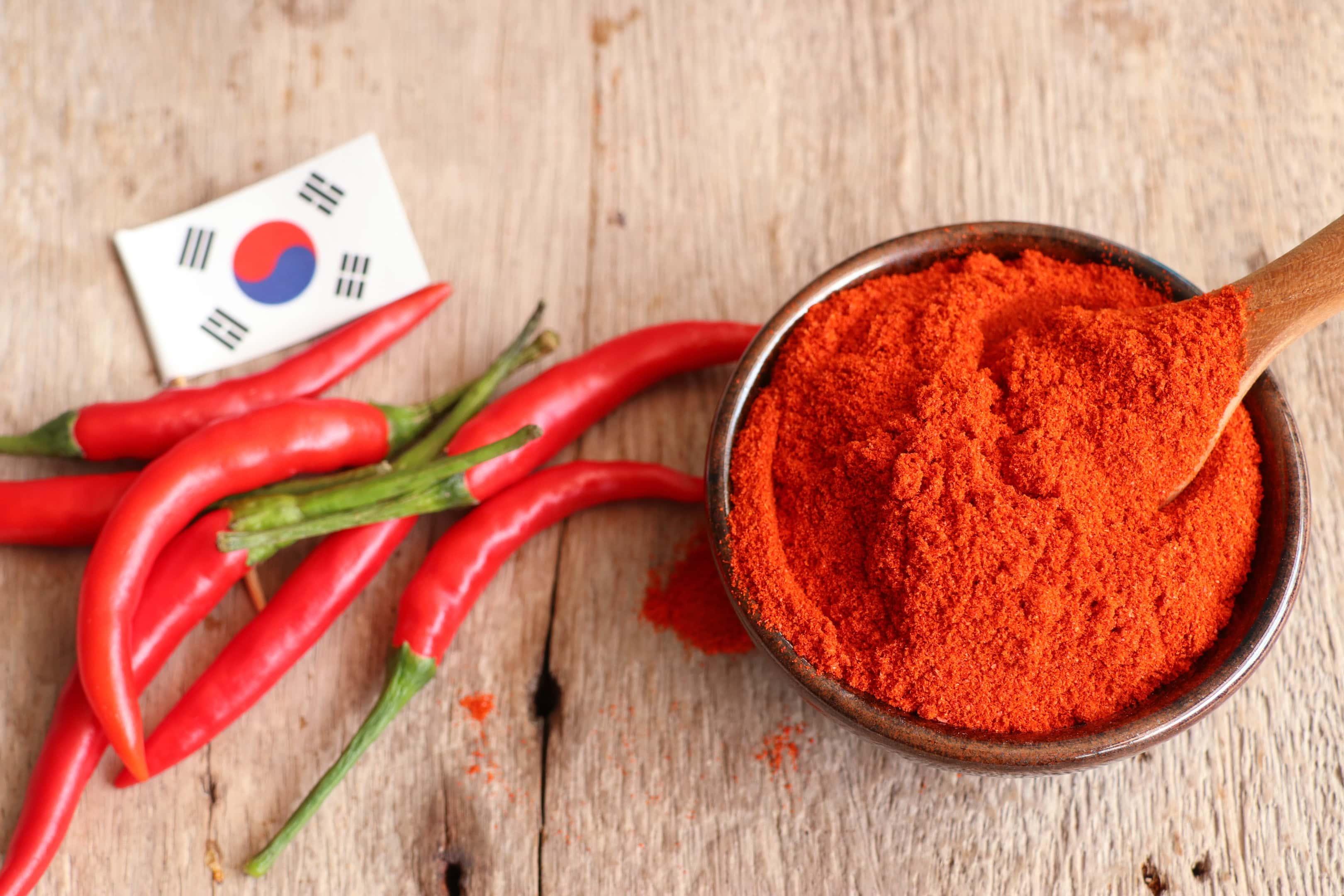 Gochugaru korean red chili powder