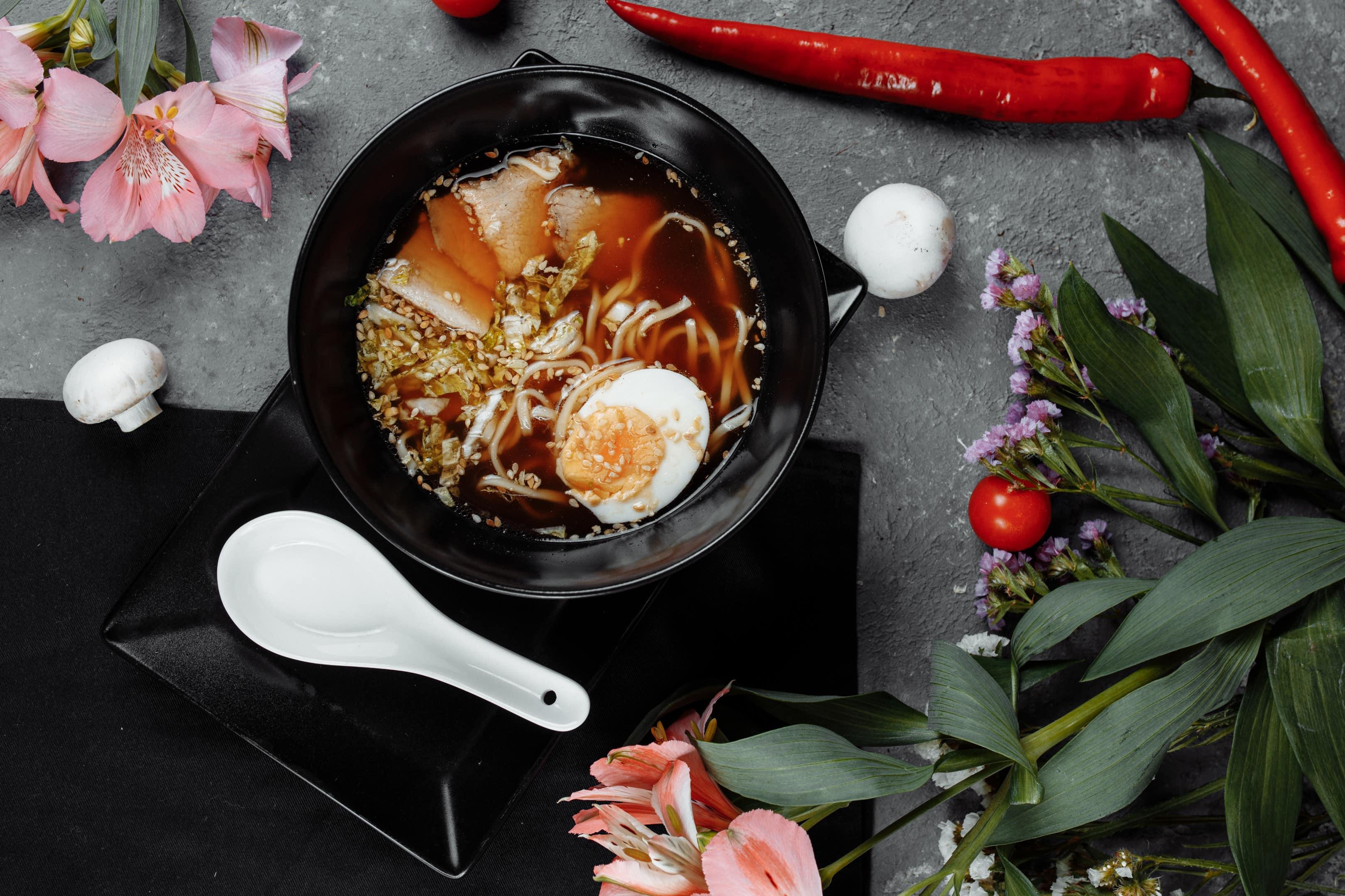 Xidoufen chinese soup